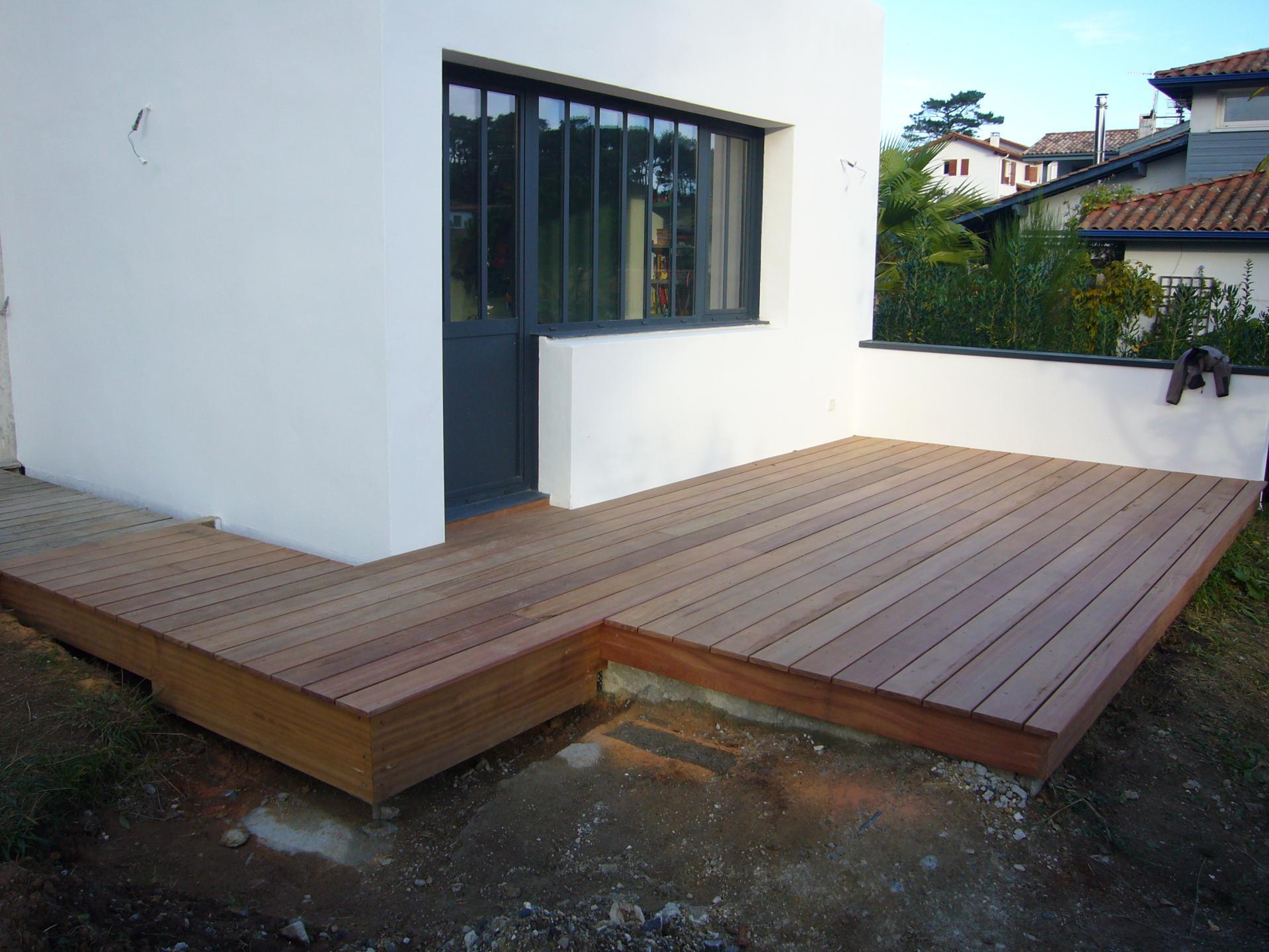 terrasse extérieur